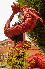 2017-09-05_13-01-17 Pandora's Dragon (canavart) Tags: red dragon reddragon sculpture victoria bc britishcolumbia vancouverisland
