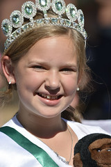 Princess For A Day (swong95765) Tags: kid girl crown parade smile cute smiling happy