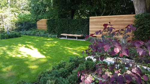 Landscape Design and Construction Wilmslow - Modern Garden Design Image 1