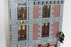 Brick Store 5 (cimddwc) Tags: lego modular facade