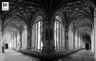 Claustro del Convento de San Esteban - Salamanca