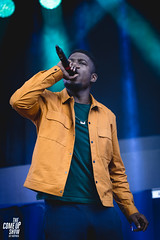 Mick Jenkins (thecomeupshow) Tags: mick jenkins tcus the come up show rap hip hop osheaga 2017 montreal chicago