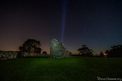 Perseid Meteor Shower (dareangel_2000) Tags: dariacasement nendrum comber codown northernireland perseidmeteorshower perseid meteor shower nightphotography nightlandscape landscape lowlightphotography nendrummonasticsite nendrumtower august2017 clmooc stmachaoi 5thcentury stpatrick monastery sundial roundtower graveyard prenormanmonasticsite johndecourcy strangfordlough maheeisland irish celtic etphonehome lightbeam beam beamoflight light torch astral astro