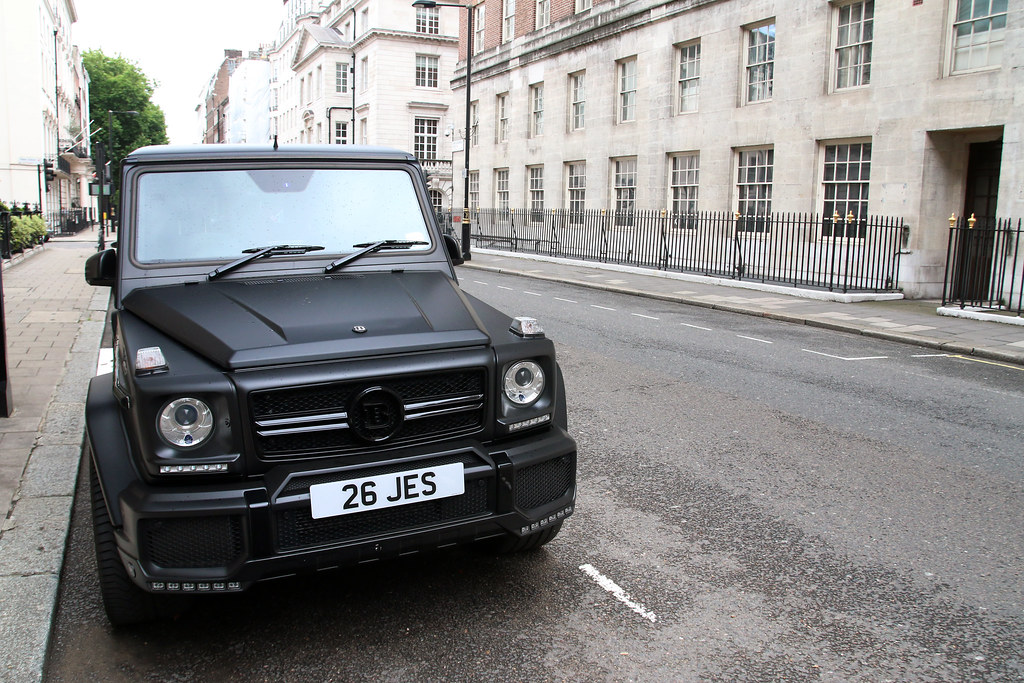 The world 39 s best photos of g and mercedes flickr hive mind - Mercedes benz garage london ...