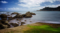 Relax landscape. (hajavitolak) Tags: landscape largaexposición longexposure paisaje asturias sea seascape sinespejo sony sonya7ii mirrorles zeiss zeiss3528