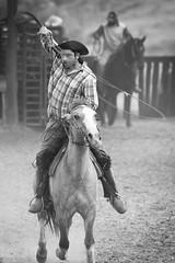 Peão (Ars Clicandi) Tags: paraná brasil br brazil parana jaboti prova do laço comprido peao peão boiadero boiadeiro cowboy bp pb branco preto bw black white
