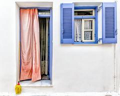 Parikia, Paros (Kevin R Thornton) Tags: d90 nikon travel door parikia facade greece mediterranean architecture mop paros egeo gr