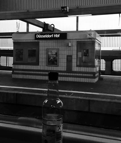 Back to Düsseldorf City. Meet Iggy Pop and David Bowie...