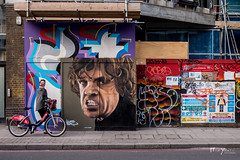 Tyrion & The (Little) Finger (mickyates) Tags: 2017 35mm f20 leica lightroom london m10 photography shoreditch street summicron symposium mickyates weekend ©2017 ©mickyates