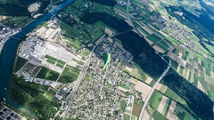 Mittellandquerung - Über Solothurn