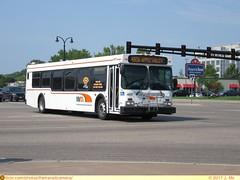 MVTA 4617 (TheTransitCamera) Tags: nfi newflyerindustries d40lf minnesotavalleytransitauthority mvta cedar avenue mvta4617 bus transit transportation transport travel publictransit route480