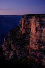 Grand Canyon sunset (BrianEden) Tags: travelphotographer landscape sunset xpro2 nationalpark evening fujifilm dusk bluehour grandcanyon travelphotography travel landscapephotography fuji sky arizona grandcanyonvillage landscapephotographer cliff az unitedstates us