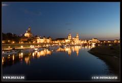 Dresden (dxuli) Tags: dresden panorama elbe canon deutschland nacht