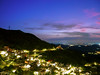 Lively Hills (Jimweaver) Tags: sunset clouds cloudy purple village jiufen township mountain sea boat ship ocean taiwan oldfasioned light house 九份 夕陽 日落 夕照 海洋 船 山 雲 台灣 老街 懷舊 asia