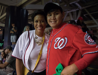 DC Night at Nationals Park
