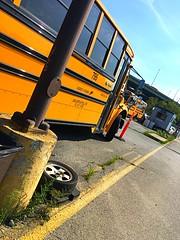2017 Thomas SafTLiner C2, Pioneer Transportation Corp, Bus#795, Air Brakes, Air Ride, Radio, No AC. (lucas3949) Tags: 795