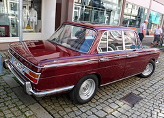 BMW 2000 (Zappadong) Tags: bmw 2000 neue klasse celle 2017 zappadong oldtimer youngtimer auto automobile automobil car coche voiture classic classics oldie oldtimertreffen carshow