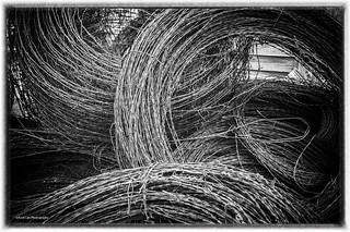 Bales of Wire