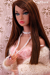 Popster Poppy Parker (APPark) Tags: dolls integritytoys poppyparker popster feminine pink girly custom repaint 16scale