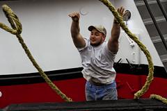 r_170903396_beat0053_a (Mitch Waxman) Tags: 2017greatnorthrivertugboatrace 42ndstreet buchanan donjon fireboatjohnjharvey hudsonriver midtown millerslaunch mistert newyorkcity newyorkharbor tugboat workingharborcommittee newyork