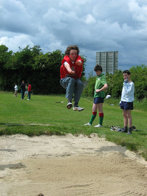Sports Day 2007