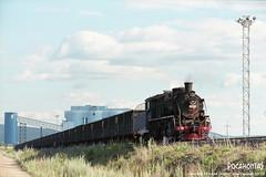 2017/7/24 SY1546 59Mine (Pocahontas®) Tags: sy1546 steam engine locomotive railway railroad rail train film 135film kodak ektar100 wujiu
