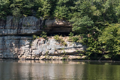 IMG_2639 (jaglazier) Tags: 2017 82117 august coniferoustrees conifers copyright2017jamesaglazier deciduoustrees kentucky lakemalone lakes lewisburg rocks trees usa cliffs eclipse landscapes belton unitedstates