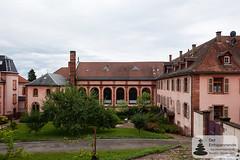 In Oberbronn, Elsass