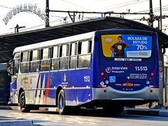 11.513 Viação Pirajuçara (busManíaCo) Tags: busmaníaco ônibus bus nikond3100 nikon d3100 osasco viaçãopirajuçara caioapachevipi caio apache vip i volkswagen 17230 eod