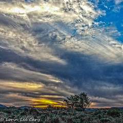 Dawn (lorinleecary) Tags: square california sunrise clouds centralcoastcalifornia morrobay theartistseyes