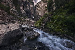Three Cascades