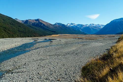 Waimakariri River, near Arthur's Pass