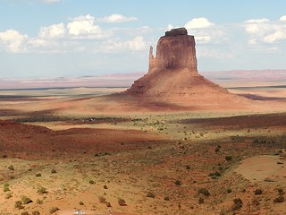 Monument Valley Navajo Park, Arizona, US IMG_20170808_164420