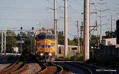 UP 6802 La Grange IL (akkassay) Tags: 1x1dpu il lagrange up6802