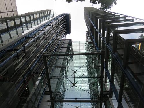 UK - London - Open House 2017 - City of London - Lloyds Register Group - Building