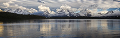 dawn - panorama - Grand Teton National Park - 6-10-17  03 (Tucapel) Tags: jacksonhole jackson lake grandteton nationalpark wyoming panorama