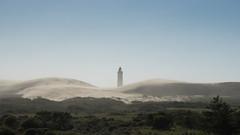 Маяк Rubjerg Knude (Дмитрий Левин) Tags: 2017 danmark rubjergknudefyr sony a7 fullframe lighthouse дания скандинавия дюны маяк