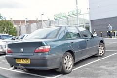 1996 Peugeot 406 Lx Dt (>Tiarnán 21<) Tags: peugeot 406 lx dt green ohz5099