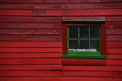 Window (vanessa violet) Tags: d3100 nikon green red paint old wood hww window