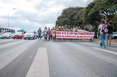 _DSC9310 (Radis Comunicação e Saúde) Tags: 13ª edição do acampamento terra livre atl movimento dos povos indígenas nenhum direito menos revista radis 166 comunicação e saúde