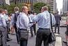"""""""Yeah, let's do a deal, Man."""" (Bros on Park Avenue) (cbonney) Tags: new york park avenue financiers bankers dealmakers bros bras"""