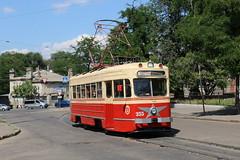 2017-06-30, Odesa, Vul. Staroportofrankivs'ka (Fototak) Tags: tram strassenbahn ktm1 odesa ukraine 355
