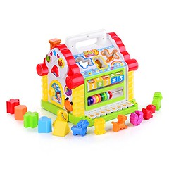 TOYK Kids toys Musical Colorful Baby Fun House, Many Kinds Of Music, - girls boys toddlers and baby toys-,Electronic Geometric Blocks Learning Educational Toys (saidkam29) Tags: baby blocks boys colorful educational geometric girls house kids kinds learning many music musical toddlers toyk toys toyselectronic