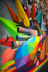 Kobra art NYC (ZUCCONY) Tags: streetart nyc 2017 newyork unitedstates us bobby zucco bobbyzucco pedro art arte mural murales