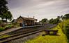 Kent & East Sussex Railway. England. (ost_jean) Tags: kent east sussex railway nikon d5200 tamron sp af 1750mm f28 xr di ii vc ld ostjean trein treinstation