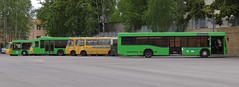 Bogdan & MAZ buses / Автобусы Богдан и МАЗ (Skitmeister) Tags: минск беларусь жодино belarus minsk witrusland carspot skitmeister
