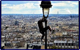 Juggling over Paris