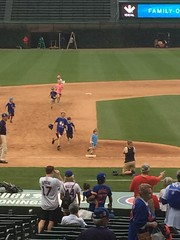 """Paul Runs the Bases at Wrigley • <a style=""""font-size:0.8em;"""" href=""""http://www.flickr.com/photos/109120354@N07/36679736232/"""" target=""""_blank"""">View on Flickr</a>"""