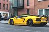 Spoiler Alert (Mattia Manzini Photography) Tags: lamborghini aventador supercar supercars car cars carspotting nikon v12 yellow black spoiler knightsbridge london harrods automotive automobili auto