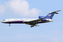 RF-85655, Russian Air Force, Tupolev Tu-154M-LK-1, KIAD, September 2017 (a2md88) Tags: